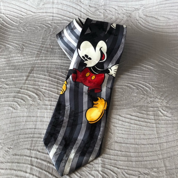 Mickey, Inc. Other - Mickey Mouse Silk Tie